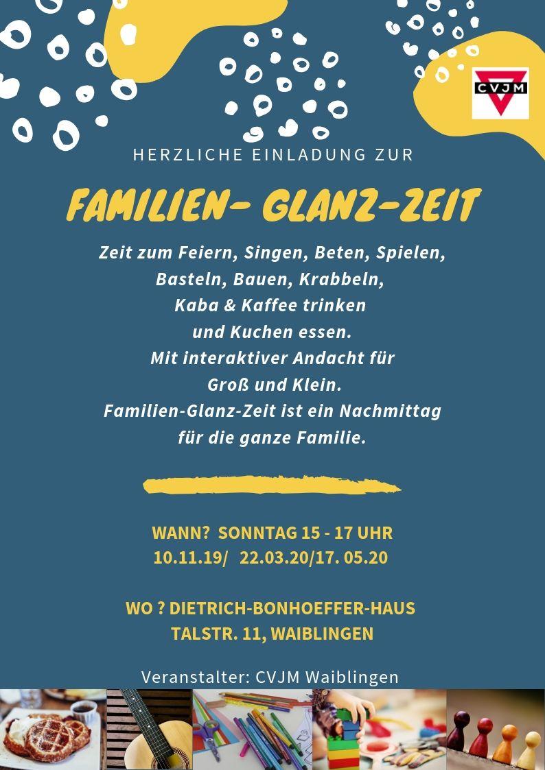 Familien-Glanz-Zeit