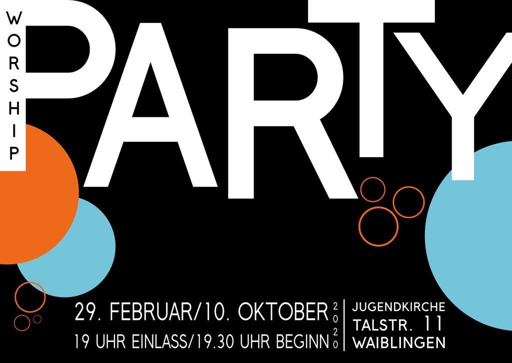 Worship-Partys 2020
