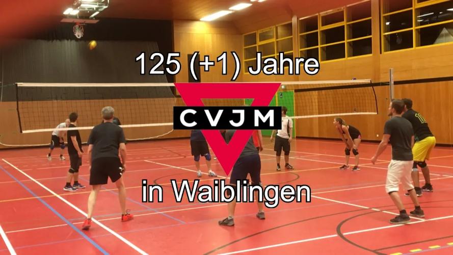 CVJM-Waiblingen Jubiläums Video